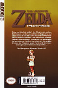 Backcover The Legend of Zelda: Twilight Princess 4