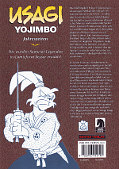 Backcover Usagi Yojimbo 11