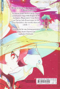 Backcover Little Witch Academia 1