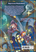 Backcover Little Witch Academia 2