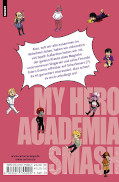 Backcover My Hero Academia Smash!! 4