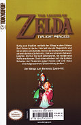 Backcover The Legend of Zelda: Twilight Princess 5