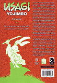 Backcover Usagi Yojimbo 12