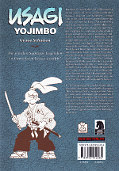 Backcover Usagi Yojimbo 13