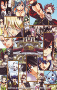 Backcover Fairy Tail 63
