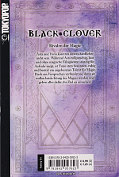 Backcover Black Clover 19
