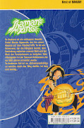 Backcover Shaman King 3