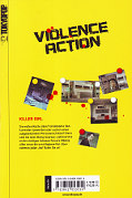 Backcover Violence Action 1