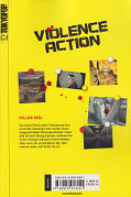 Backcover Violence Action 2