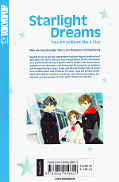 Backcover Starlight Dreams 1