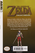 Backcover The Legend of Zelda: Twilight Princess 6