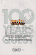 Backcover Fairy Tail - 100 Years Quest 3