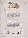 Backcover The Legend of Zelda – Breath of the Wild: Creating a Champion 1