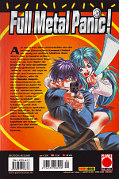 Backcover Full Metal Panic! 1
