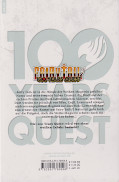 Backcover Fairy Tail - 100 Years Quest 4