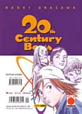 Backcover 20th Century Boys 9