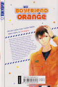 Backcover My Boyfriend in Orange 1