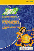 Backcover Shaman King 5