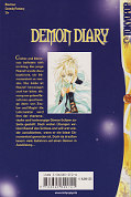 Backcover Demon Diary 2