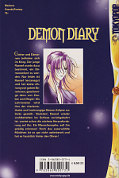 Backcover Demon Diary 3