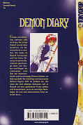Backcover Demon Diary 4