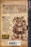 Backcover Warcraft - Sunwell Triology 1