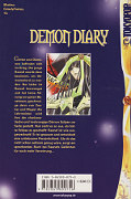 Backcover Demon Diary 5