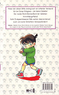 Backcover Detektiv Conan Short Stories 2