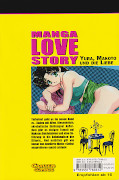 Backcover Manga Love Story 21
