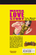 Backcover Manga Love Story 22