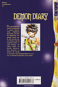 Backcover Demon Diary 6