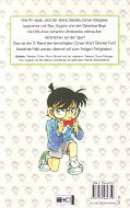 Backcover Detektiv Conan Short Stories 3
