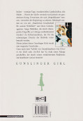 Backcover Gunslinger Girl 2