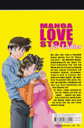 Backcover Manga Love Story for Ladies 1