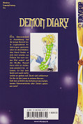 Backcover Demon Diary 7
