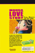 Backcover Manga Love Story 24
