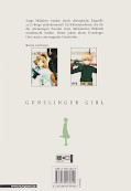 Backcover Gunslinger Girl 3