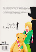 Backcover Daddy Long Legs 1