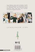 Backcover Gunslinger Girl 5