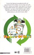 Backcover The Law of Ueki 1