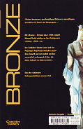 Backcover Bronze - Zetsuai since 1989 3