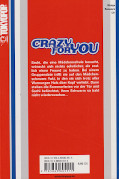 Backcover Crazy for you 1