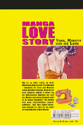 Backcover Manga Love Story 29