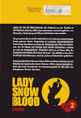 Backcover Lady Snowblood 2