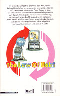 Backcover The Law of Ueki 2
