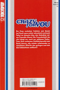 Backcover Crazy for you 2