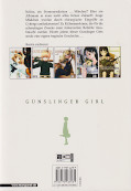 Backcover Gunslinger Girl 6