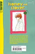 Backcover Honey and Clover 2