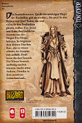 Backcover Warcraft - Sunwell Triology 3