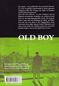Backcover Old Boy 3
